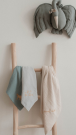 Swaddle Natural | Name & Icon