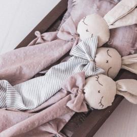 Bunny  Cuddle Cloth   Pink