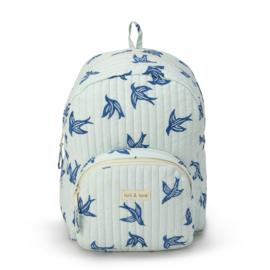 Kids Backpack | Blue Bird