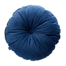 Candy Dot Pillow | Navy
