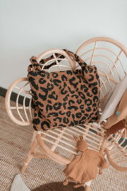 LIMITED EDITION | Studio Noos Teddy Leopard Brown Bag