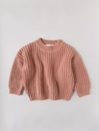 Chunky Sweater | Terracotta