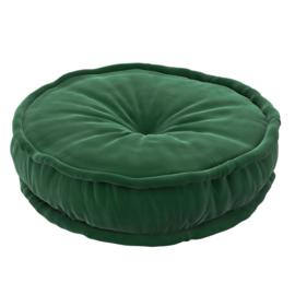 French Pouf   Green