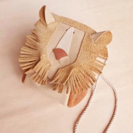 Lion Bag - Nude Rust
