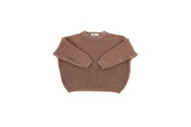 Cordero Sweater | Taupe