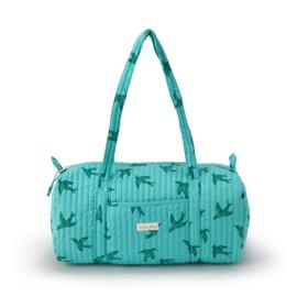 Beachbag | Turqoise Bird