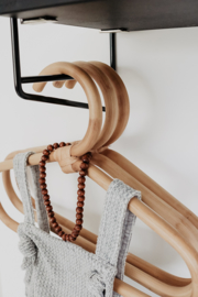 Kids Clothes Hanger | Leya Natural | 3 stuks