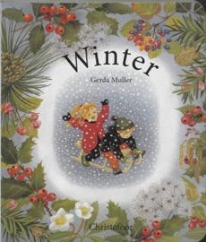 Winter (kartonboekje) 3+