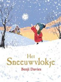Het sneeuwvlokje (prentenboek) 3+