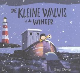 De kleine walvis in de winter (prentenboek) 2+