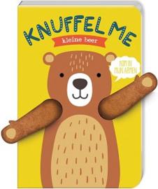 Knuffel me kleine beer (kartonboekje met knuffelarmen) 2+