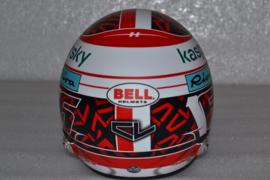 Charles Leclerc Scuderia Ferrari 2020 season helmet
