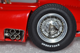Juan Manuel Fangio & Peter Collins Ferrari D50 Race Car Italian Grand Prix World Champion 1956 Season