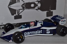 Nelson Piquet Brabham BMW BT52 race car World Champion 1983 season