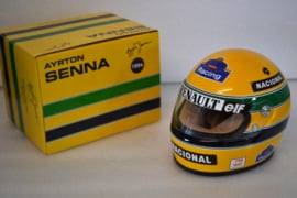 Ayrton Senna Williams Renault Helmet 1994 season