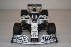 Pierre Gasly Alpha Tauri Honda AT01 race car Monza Grand Prix 2020 season