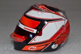Kimi Raikkonen Alfa Romeo Helmet 2019 season