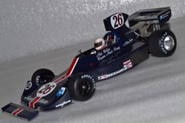 Alan Jones Hesketh Ford 308 race car Monaco Grand Prix 1975 season