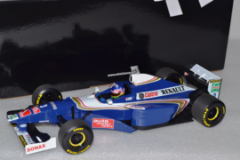 Jacques Villeneuve Williams Renault FW19 race car World Champion 1997 Season