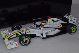 Jenson Button Brawn GP BGP-001 Race Car World Champion 2009 Season