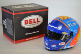 Fernando Alonso Mc Laren Chevrolet helmet Indy 500 2019 season edition