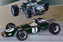 Jochen Rindt Brabham Ford BT24 race car South African Grand Prix 1968 season