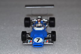 Jackie Stewart Matra MS80 Race Car Spanish Grand Prix 1969 Season