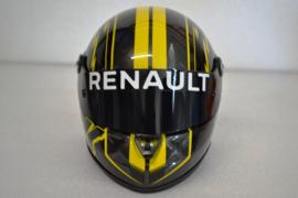 Nico Hulkenberg Renault Sport F1 Team helmet 2018 season