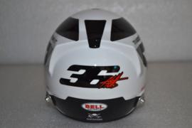 Andre Lotterer TAG Heuer Porsche  mini helmet 2021 season