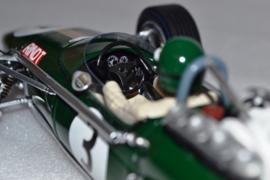 Jochen Rindt Brabham Ford BT24 race car South African Grand Prix 1968 season