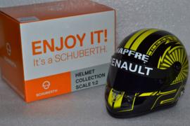 Nico Hulkenberg Renault F1 Team Helmet 2019 season