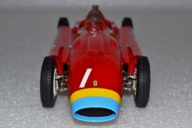 Juan Manuel Fagio Scuderia Ferrari D50 race car German Grand Prix 1956 season