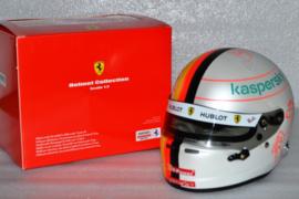 Sebastian Vettel Scuderia Ferrari helmet 2020 season