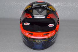 Kimi Raikkonen Alfa Romeo Sauber helmet 2019 season