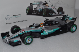 Lewis Hamilton Mercedes AMG Petronas MGP-W08 Race Car Chinese Grand Prix 2017 Season