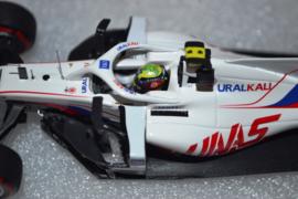 Mick Schumacher HAAS F1 Team VF-21 race car Bahrain Grand Prix 2021 season