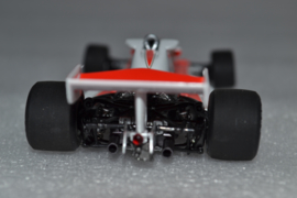 James Hunt Mc Laren Ford M23 race car World Champion 1976 season