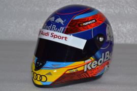 Matthias Ekström Audi Sport Team ABT Sportsline Hockenheim DTM 2018 season