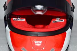 Daniil Kvyat Alpha Tauri Honda helmet 2020 season