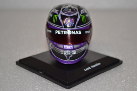 Lewis Hamilton Mercedes AMG Petronas helmet Turkish Grand Prix 2020 season