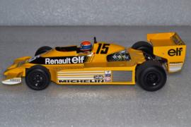 Jean Pierre Jabouille Renault RS01 race car US Grand Prix 1978 season