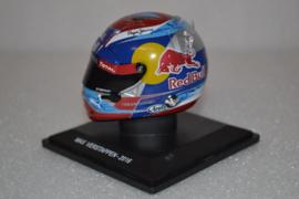 Max Verstappen Red Bull TAG Heuer helmet Monaco Grand Prix 2016 season