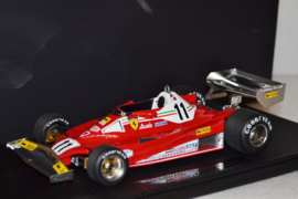 Niki Lauda Ferrari 312T2 race car 1977 season