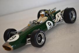 Denny Hulme Brabham Ford BT24 Race Car Monaco Grand Prix 1967 Season