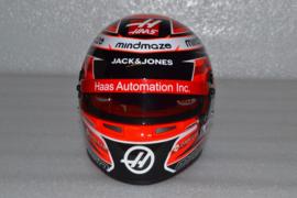 Kevin Magnussen HAAS Ferrari helmet 2020 season