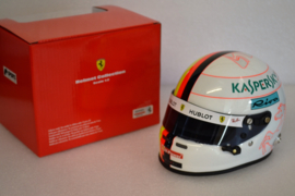 Sebastian Vettel Scuderia Ferrari Helmet 2019 season