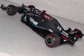 Lewis Hamilton Mercedes AMG petronas MGP-W11 Eiffel Grand Prix 2020 season