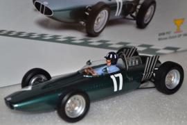 Graham Hill BRM Ford P57 race car Dutch Grand Prix 1962 Season