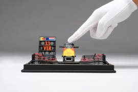 Max Verstappen Red Bull Honda RB15 nosecone 2019 season