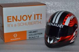 Nico Hulkenberg Sahara Force India helmet 2017 season